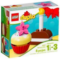LEGO Duplo 10850 Мои первые пирожные