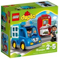 LEGO Duplo 10809 Полицейский патруль