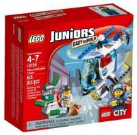 LEGO Juniors 10720 Преследование на полицейском вертолёте