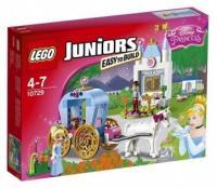 LEGO Juniors 10729 Сказочное превращение Золушки