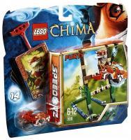 LEGO Legends of Chima 70111 Прыжки по болотам