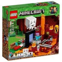 Фото LEGO Minecraft 21143 Портал в Подземелье