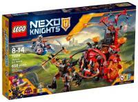 LEGO Nexo Knights 70316 Джестро-мобиль