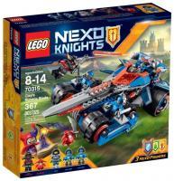 LEGO Nexo Knights 70315 Устрашающий разрушитель Клэя