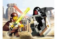 LEGO Star Wars 7101 Дуэль на световых мечах