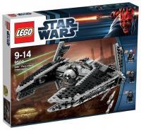 LEGO Star Wars 9500 Ситхский перехватчик класса