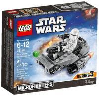 LEGO Star Wars 75126 Снежный спидер Первого Ордена