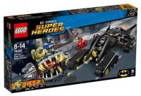 LEGO Super Heroes 76055 Убийца Крок Схватка в канализации