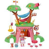 Zapf Creation Chou Chou Мини-лисичка Дерево-домик функц. с куклой (920282)