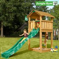 Jungle Gym Игровой комплекс Jungle Cottage 401_090