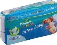 Pampers Active Baby Junior 5 (44 шт.)