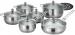 Цены на Набор посуды Vitesse VS - 1454 Набор посуды Vitesse VS - 1454. Материал: нержавеющая сталь. Производство: Китай.
