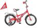 """Цены на Stels Stels Dolphin 16 (2015) Велосипед с колёсами 12"""",  14"""",  16"""" для детей от 1,  5 до 6 лет. Стальная рама,   жёсткая стальная вилка. Съёмные боковые колёсики помогут в обучении катанию. Высокий руль,   который регулируется как по высоте,   так и по углу наклона,"""