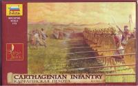 ZVEZDA Карфагенская пехота. (ZVE8010)