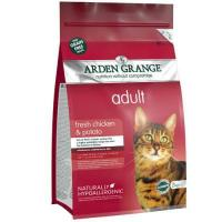 Arden Grange Adult Cat Fresh Chicken and Potato 0,4 кг