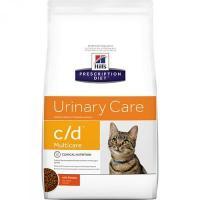 Hill's Prescription Diet Feline c/d Multicare курица 10 кг