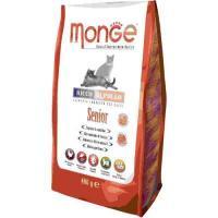 Monge Senior для пожилых кошек 0,4 кг