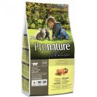Pronature Holistic Kitten Growth Chicken&Sweet potato 0,34 кг