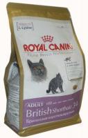 Royal Canin British Shorthair 34 Adult 0,4 кг