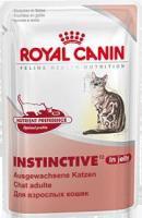 Royal Canin Instinctive 12 (кусочки в желе) 0,085 кг