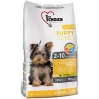 1st CHOICE Puppies Toy & Small Breeds Chicken 2,72 кг