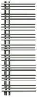 Zehnder Электрический Yucca Asymmetric Chrome YAEC-130-050/RD