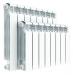 Цены на Алюминиевый радиатор rifar alum 500 8 сек.