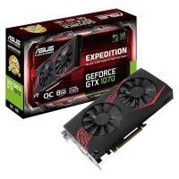 Фото ASUS GeForce GTX1070 Expedition OC 8GB (EX-GTX1070-O8G)