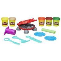 Hasbro Play-Doh Бургер гриль (B5521)