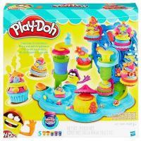 Hasbro Play-Doh Карнавал сладостей (B1855)