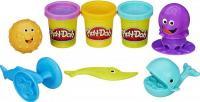 Hasbro Play-Doh Подводный мир (B1378)