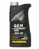 Mannol O.E.M. for Chevrolet Opel 5W-30 1л