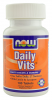 Фото NOW Daily Vits Vitamin 100 tabs