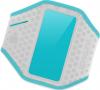Фото Yurbuds Ergosport LED Armband iPhone 5 Gray/Aqua for women (YBWNARMB02GNA)