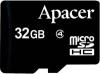 Фото Apacer microSDHC 32Gb Class 4